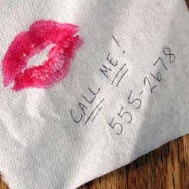 Single girls phone number